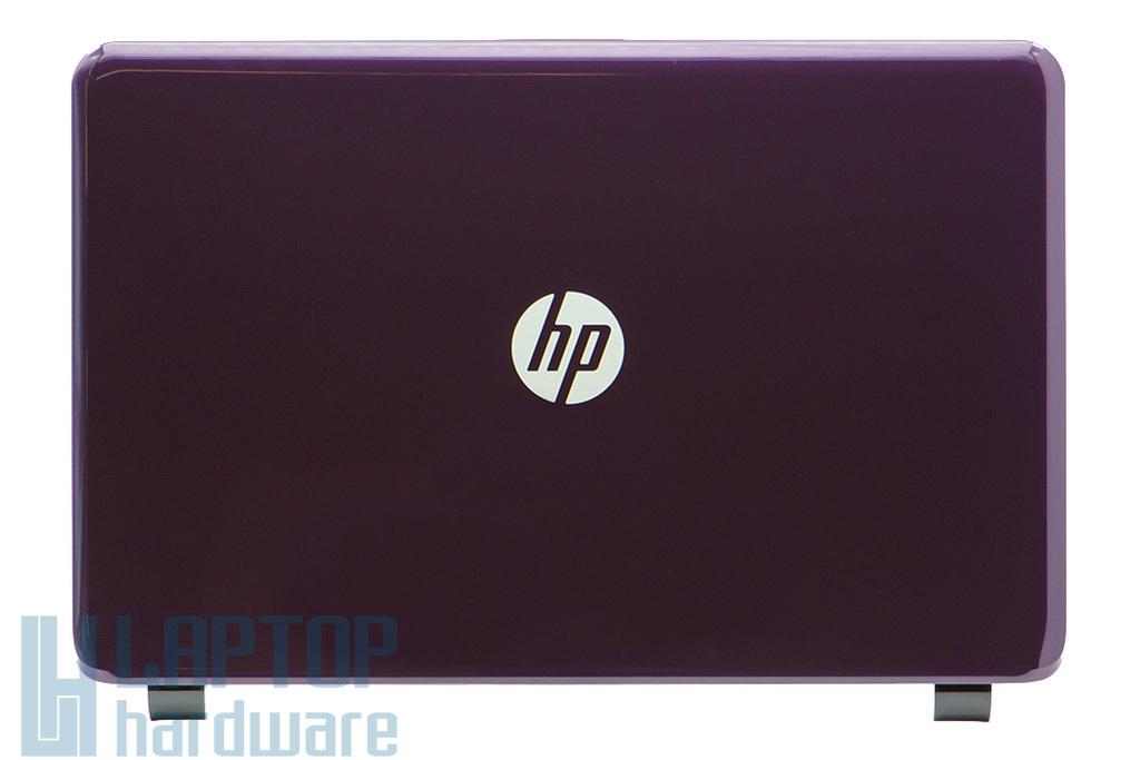 HP 250 G3, 15-G, 15-R (nem Touchscreen kijelzős) sorozatú laptophoz gyári új fényes lila LCD hátlap (775089-001)