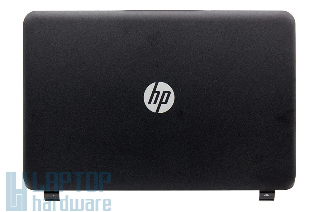 HP 250 G3, 15-G, 15-R (nem Touchscreen kijelzős) sorozatú laptophoz gyári új matt fekete LCD hátlap (749641-001)