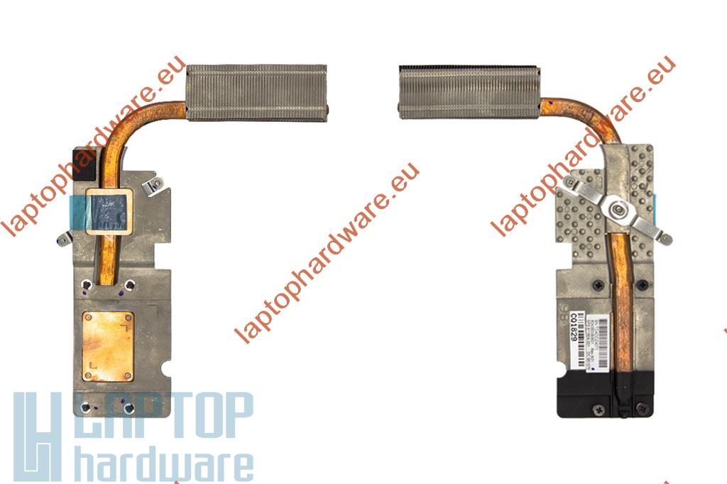 HP 425, 625, Compaq 325, 425, 625 használt laptop hűtőborda (AMD, UMA) (611804-001)