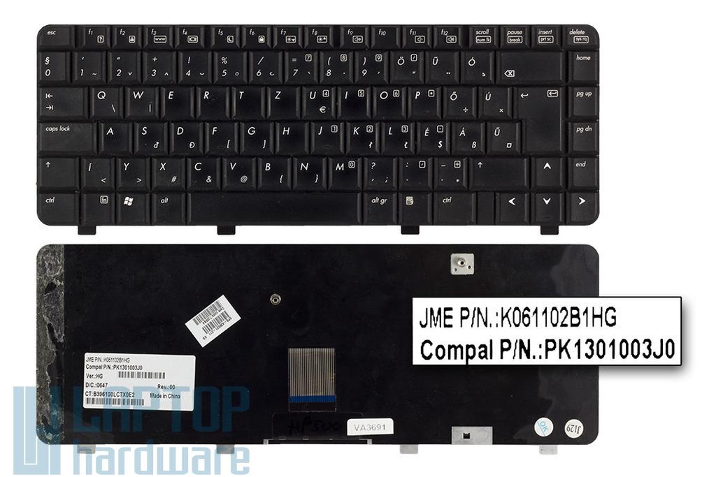 HP 500, 520 használt magyar laptop billentyűzet (438531-211)