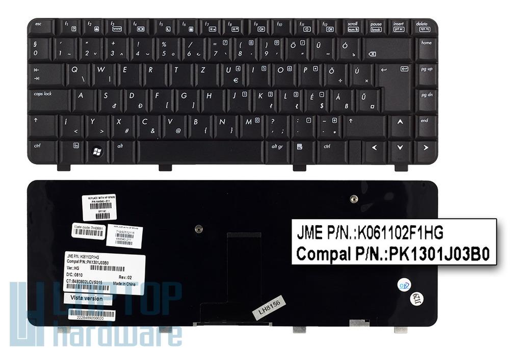 HP 510, 530 gyári új magyar laptop billentyűzet (444340-211)