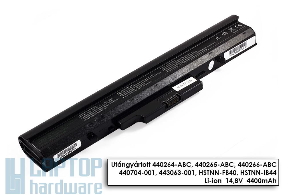 HP 510, 530 helyettesítő új 8 cellás laptop akku/akkumulátor (HSTNN-IB45)