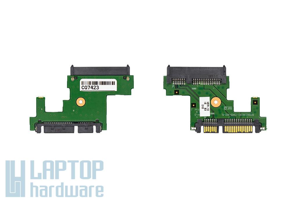 HP 625 Compaq használt laptop HDD SATA csatlakozó panel (605798-001)