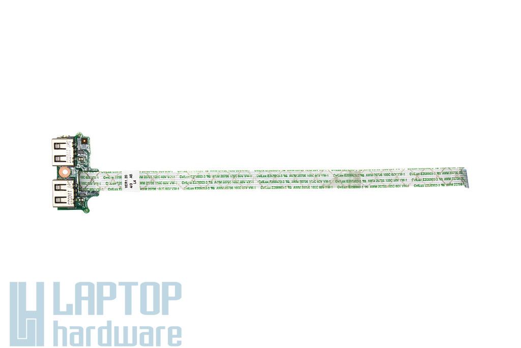 HP 625 Compaq használt laptop USB panel kábellel (605796-001)
