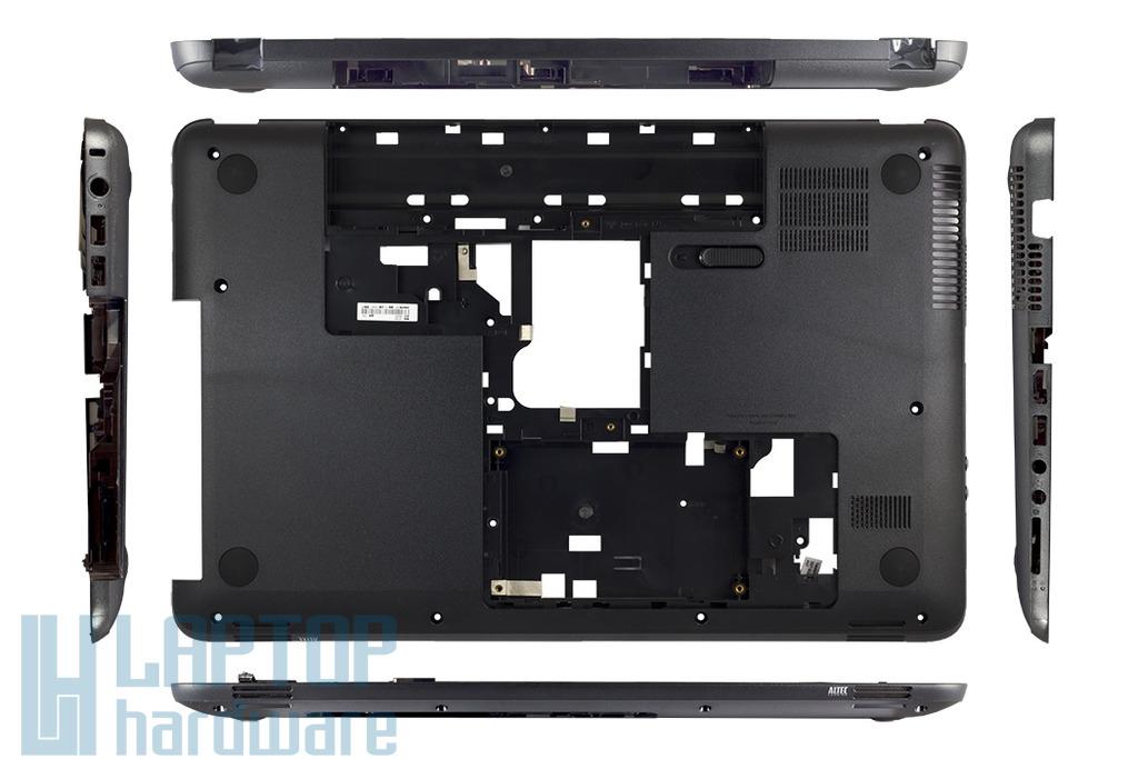 HP 650, 655, Compaq Presario CQ58 gyári új laptop alsó fedél, bottom case (708523-001)