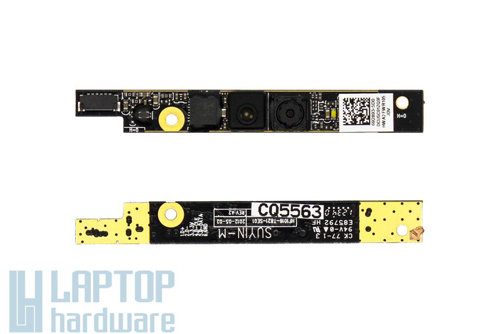HP 650, 655, Compaq Presario CQ58 használt laptop webkamera (DCUSC01ZQ3F)