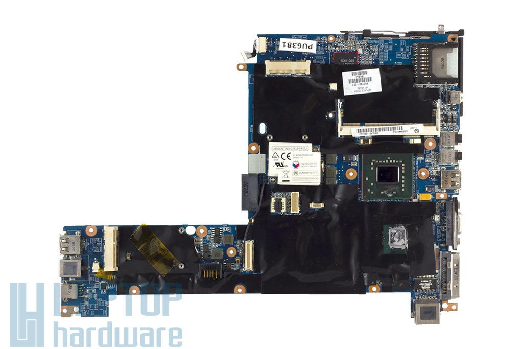 HP Compaq 2510p laptophoz használt Alaplap modem kártyával (451720-001)