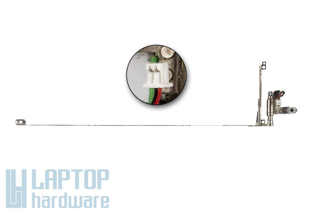 HP Compaq 2510p laptophoz használt bal oldali kijelző tartó pálca és zsanér (450T2HATP10)