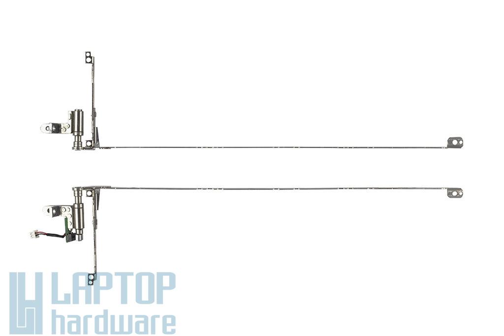 HP Compaq 2510p laptophoz használt Kijelző tartó pálca és zsanér (440T2HATP01, 450T2HATP02)