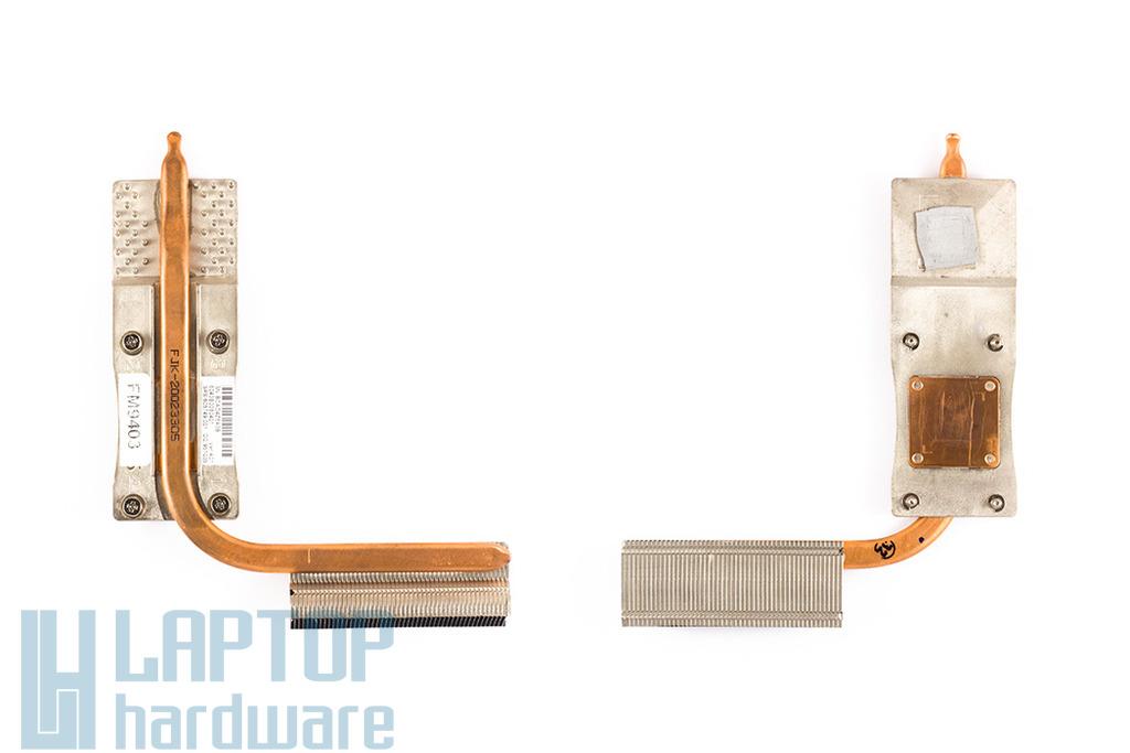 HP Compaq 420, HP 620, ProBook 4720s használt laptop hőelvezető cső (UMA) (605749-001)