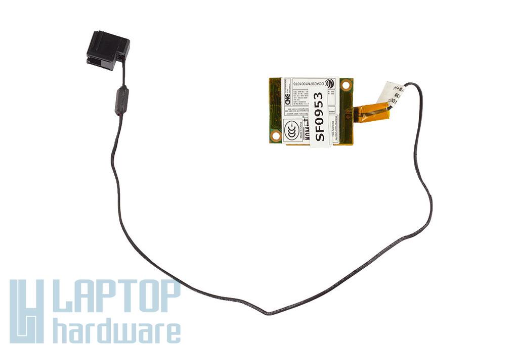 HP Compaq 610, 615 laptophoz használt Modem kártya vezetékkel csatlakozóval (510100-001)