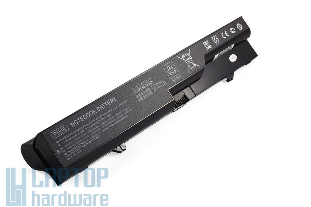 HP Compaq 620, 625, HP Probook 4520s helyettesítő új 9 cellás laptop akku/akkumulátor (HSTNN-Q78C)