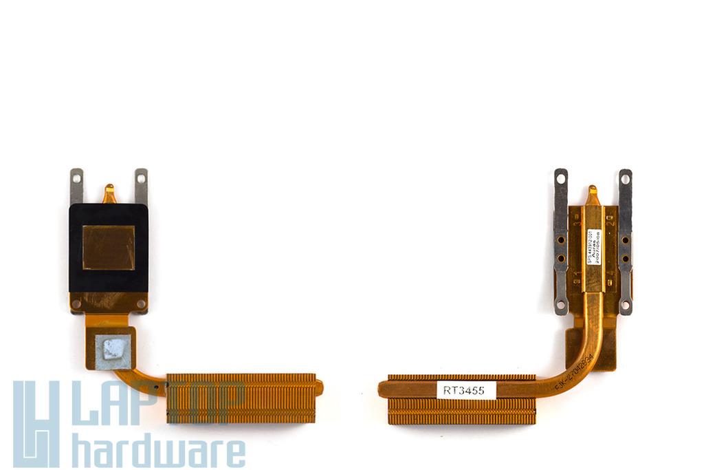 HP Compaq 6515b, 6715b, 6715s laptophoz használt hőelvezető cső, hűtőborda (443912-001)