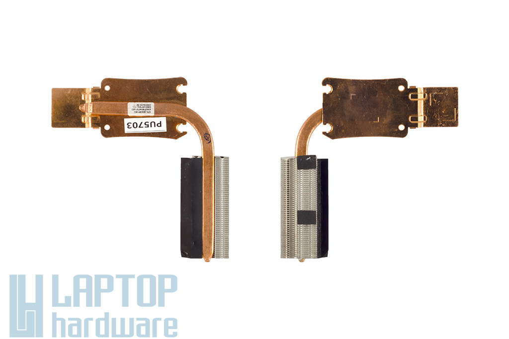 HP Compaq 6530b, 6730b használt laptop hőelvezető cső (486289-001)