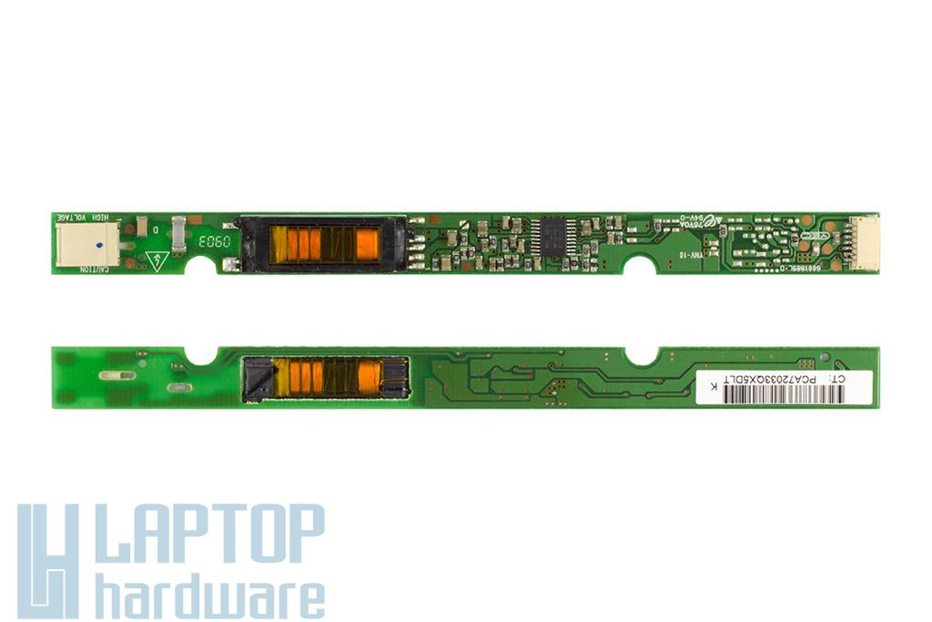 HP Compaq 6730s, 6735s, 6830s laptophoz használt Kijelző Inverter (TBD505NR)