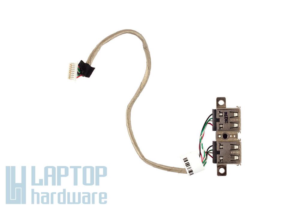 HP Compaq 6730s, 6735s laptophoz használt USB panel vezetékkel