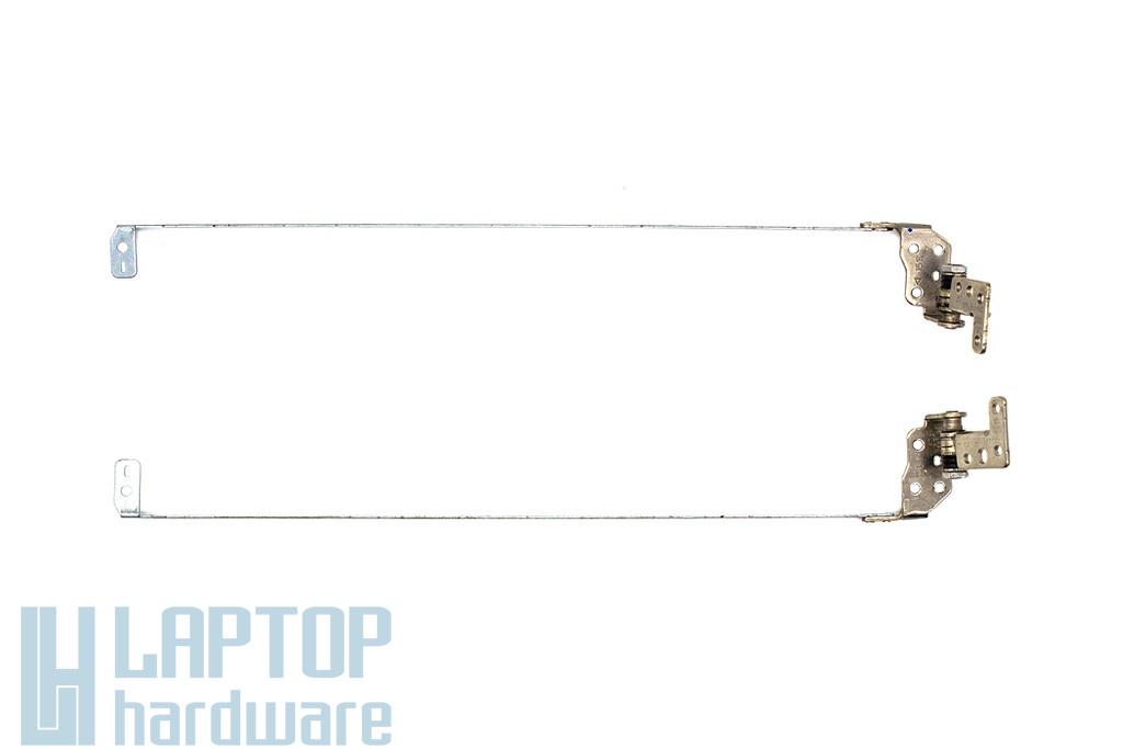 HP Compaq 6730s, 6735s laptophoz használt Kijelző tartó pálca és zsanér (6053B0321401, 6053B0321701)