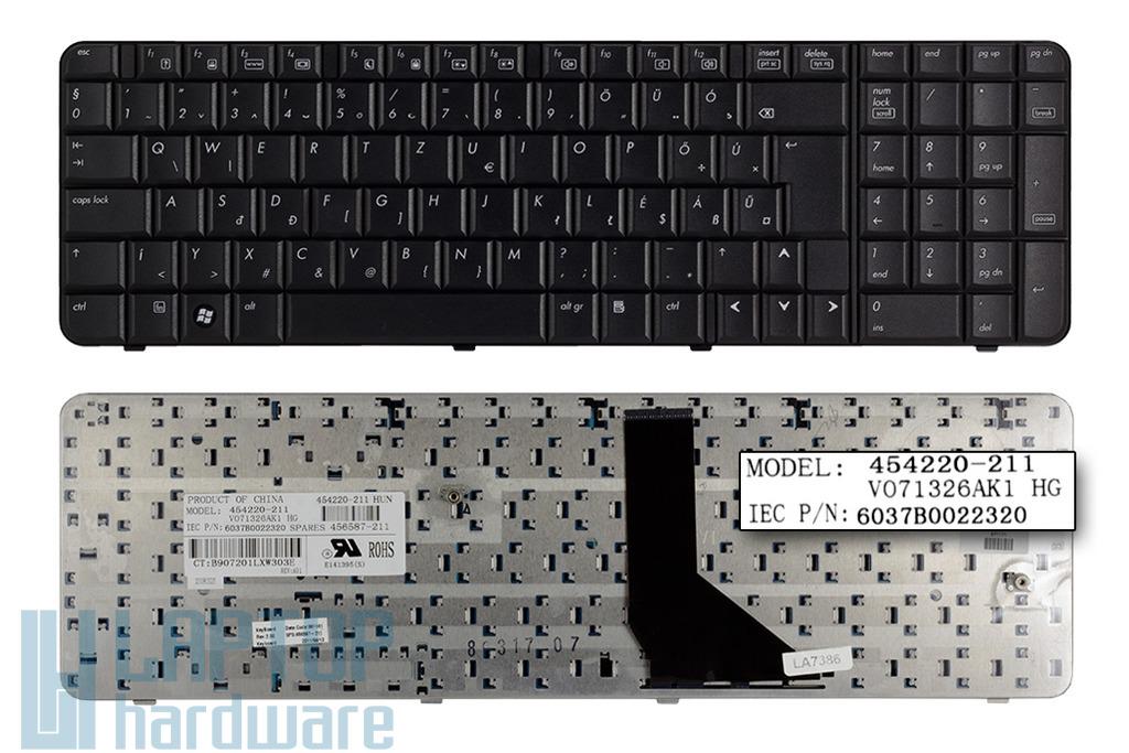 HP Compaq 6820s gyári új magyar laptop billentyűzet (456587-211)