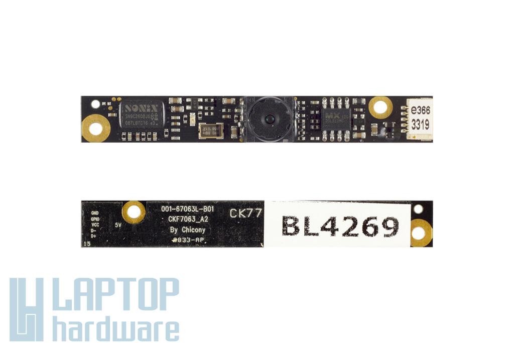 HP Compaq 6830s laptophoz használt webkamera (CKF7063_A2, CK77)