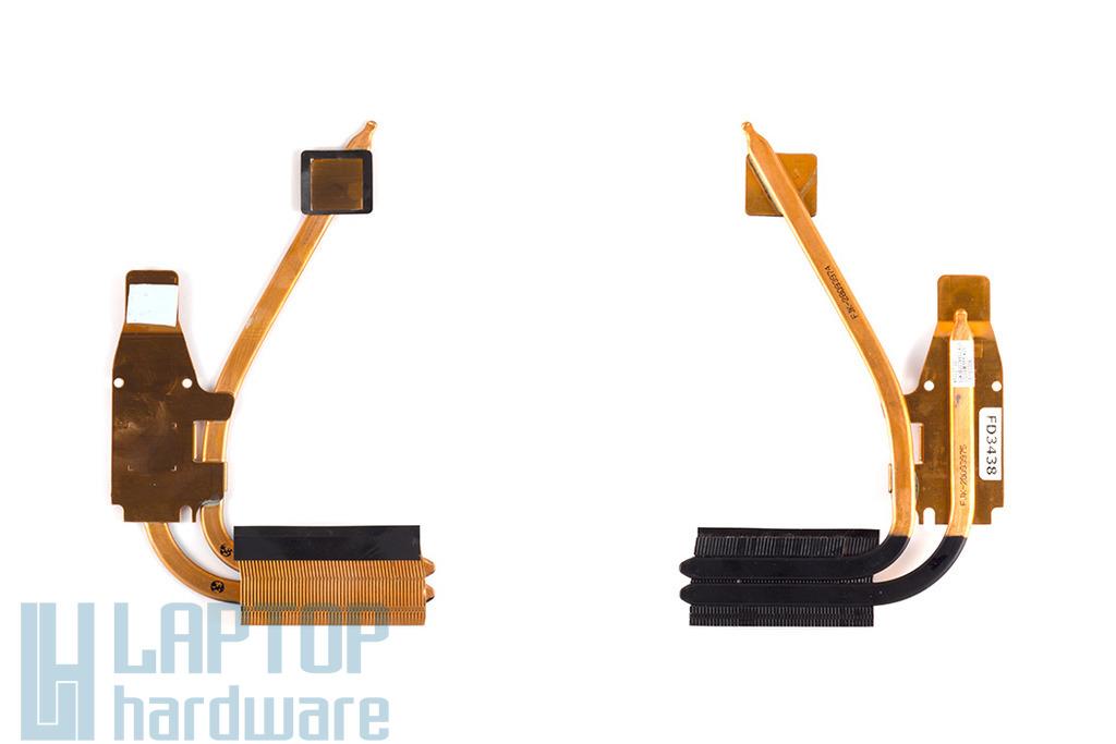 HP Compaq 8510p, 8510w használt laptop hűtőborda (452227-001)