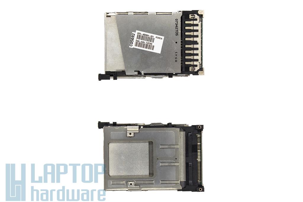 HP Compaq 8710p, 8710w használt laptop PCMCIA kártya foglalat (450584-001)