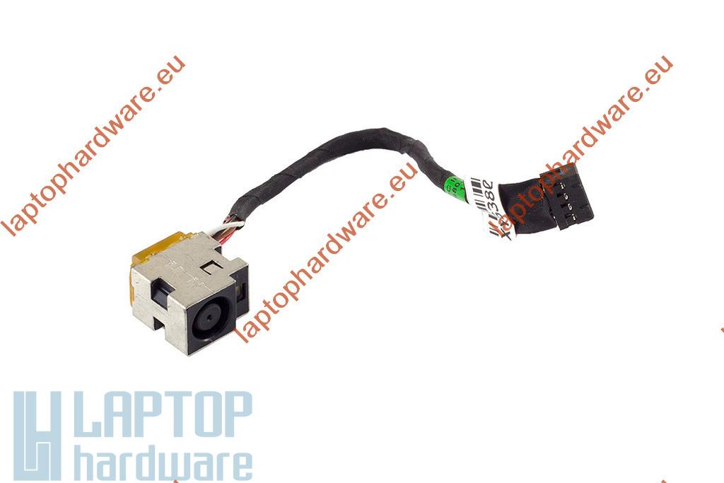 HP Compaq CQ58, HP 650, 655 használt laptop DC tápaljzat (686258-001, 661680-301)