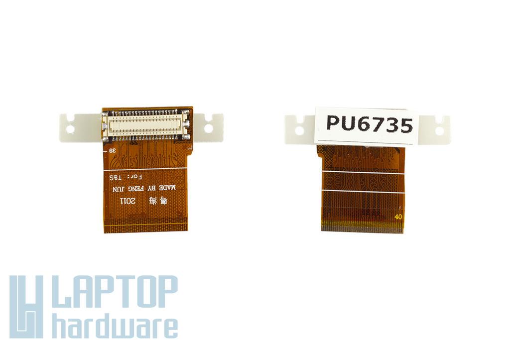 HP Compaq NC2400, EliteBook 2510p, 2530p gyári új HDD adapter kábel, Toshiba és Samsung HDD-hez.