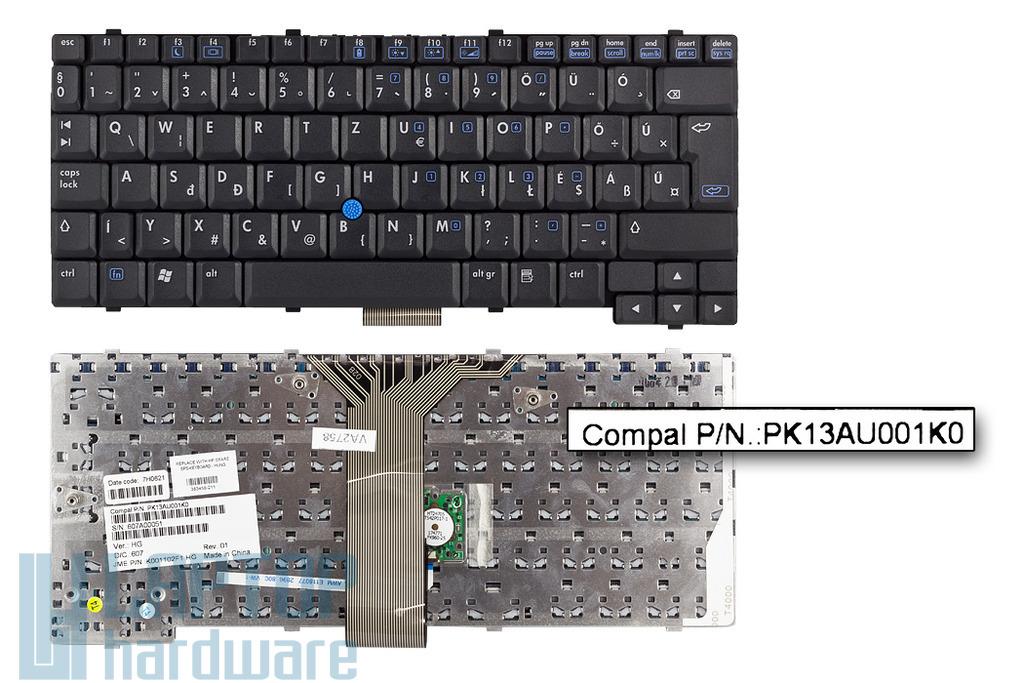 HP Compaq nc4200, nc4400, tc4200, tc4400 gyári új magyar laptop billentyűzet (SPS 383458-211)