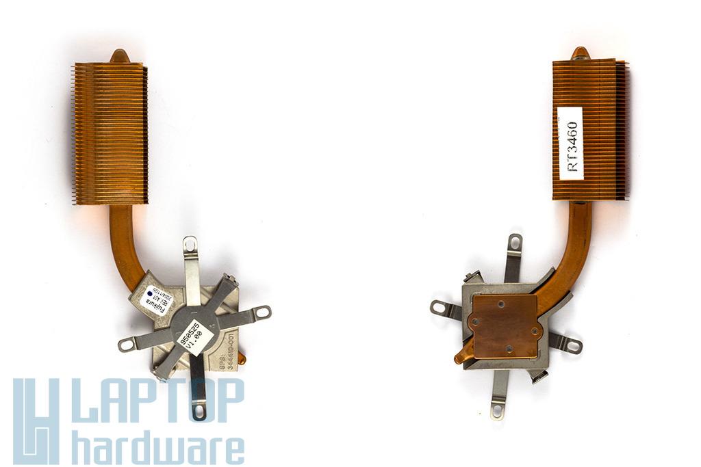 HP Compaq nc6000 laptophoz használt hőelvezető cső, hűtőborda (344410-001)
