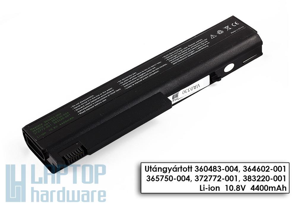 HP Compaq NC6100, NX5100, 6910 helyettesítő új 6 cellás laptop akku/akkumulátor (HSTNN-IB28)