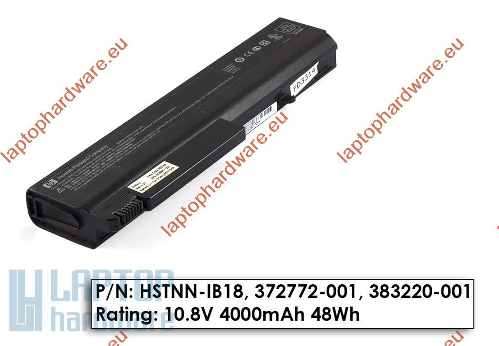 HP Compaq NC6100, NX5100 laptophoz 90%-os használt laptop akkumulátor, HSTNN-IB18