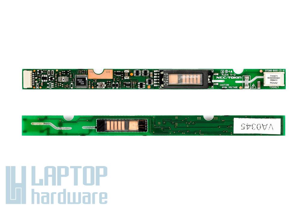 HP Compaq nc6220, nc8230, nw8240  LCD Inverter D7308-B001-Z1-0