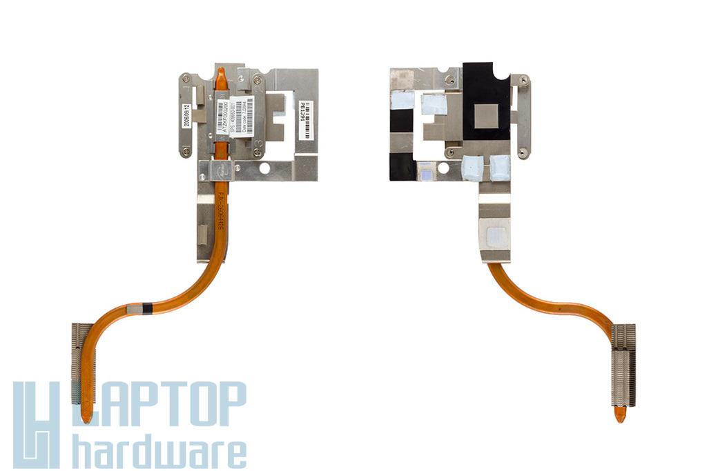 HP Compaq nw9440, nx9420 használt VGA hűtőborda (409950-001)