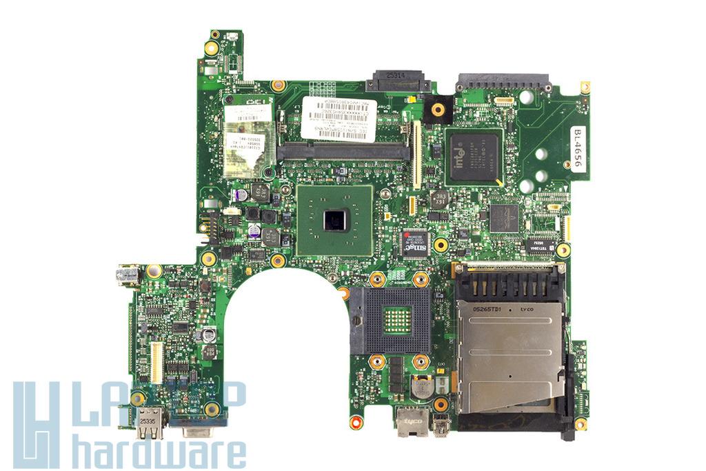 HP Compaq nx6110, nc6110 laptophoz használt alaplap (378238-001)