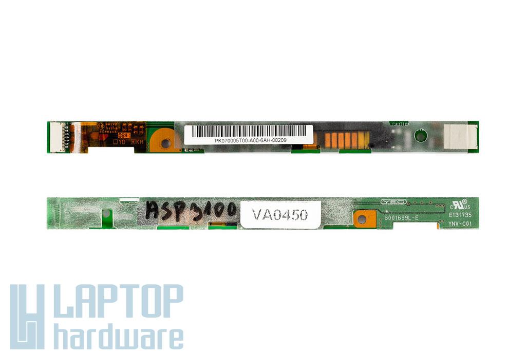 HP Compaq nx6115, nx6125, nx9110 LCD Inverter YEC YNV-C01