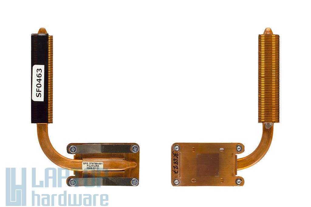 HP Compaq nx7300, nx7400 laptophoz használt hőelvezető cső (379799-001)