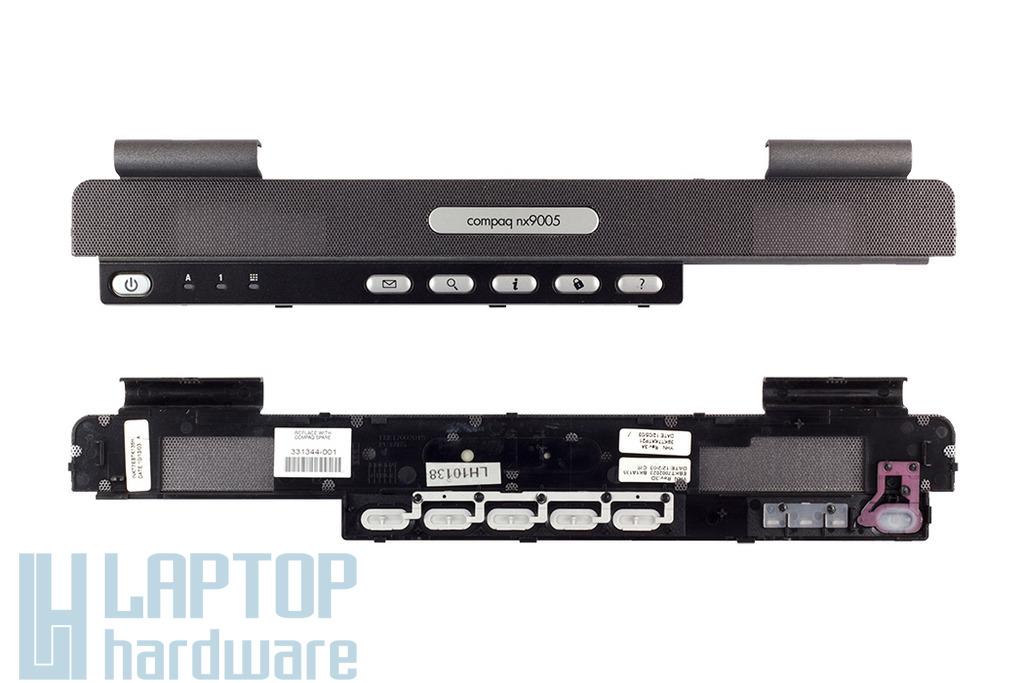 HP Compaq nx9005 laptophoz használt Bekapcsoló panel fedél (EAKEBKT7002023)