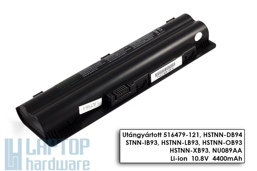 HP Compaq Presario CQ35, HP Pavilon DV3 használt, 6 cellás laptop akku/akkumulátor (516479-121)