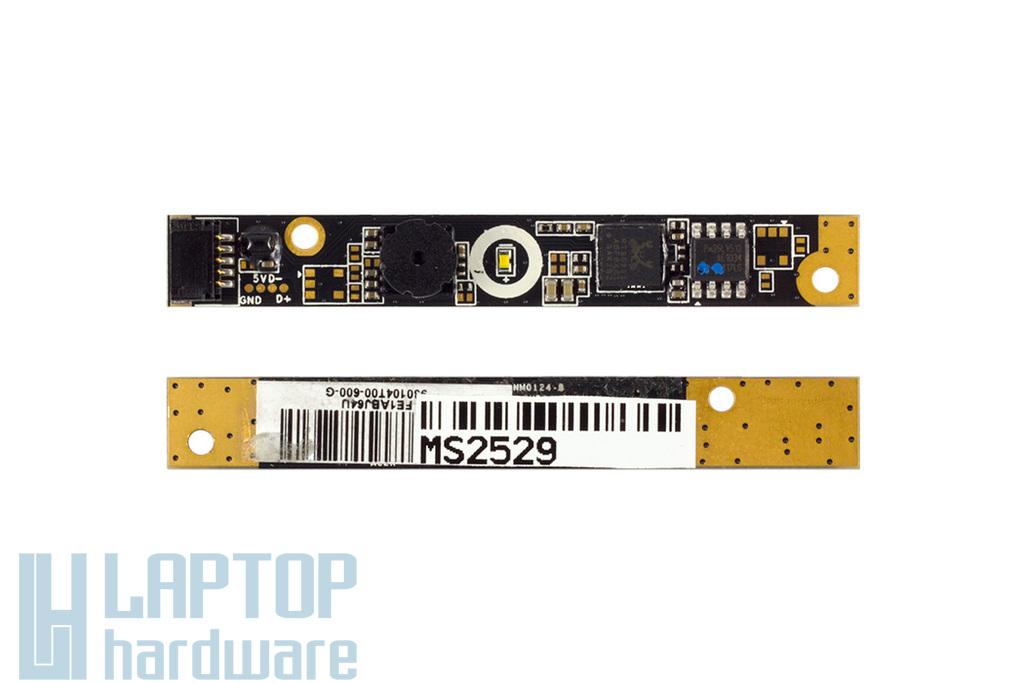 HP G56, G62, Compaq Presario CQ56, CQ62 laptophoz használt webkamera (930104T00-600-G)