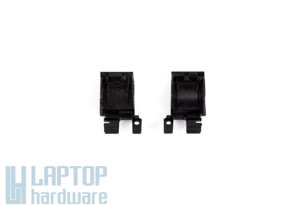 HP Mini 210 használt fekete zsanér takaró elem, black hinge cover