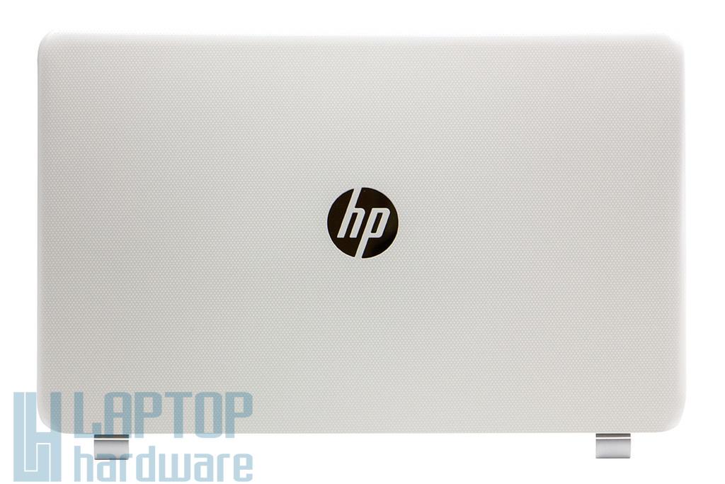 HP Pavilion 15-N000, 15-N100, 15-N200 sorozatú laptophoz használt fehér LCD hátlap (39U65TPB03)