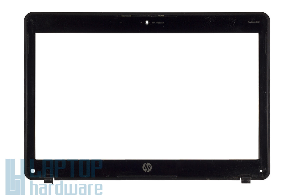 HP Pavilion DM3-1000, DM3-1100 sorozatú laptophoz használt LCD keret, 589628-001