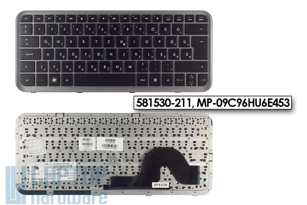 HP Pavilion DM3, DM3-1000, DM3-2000 gyári új magyar laptop billentyűzet (581530-211)