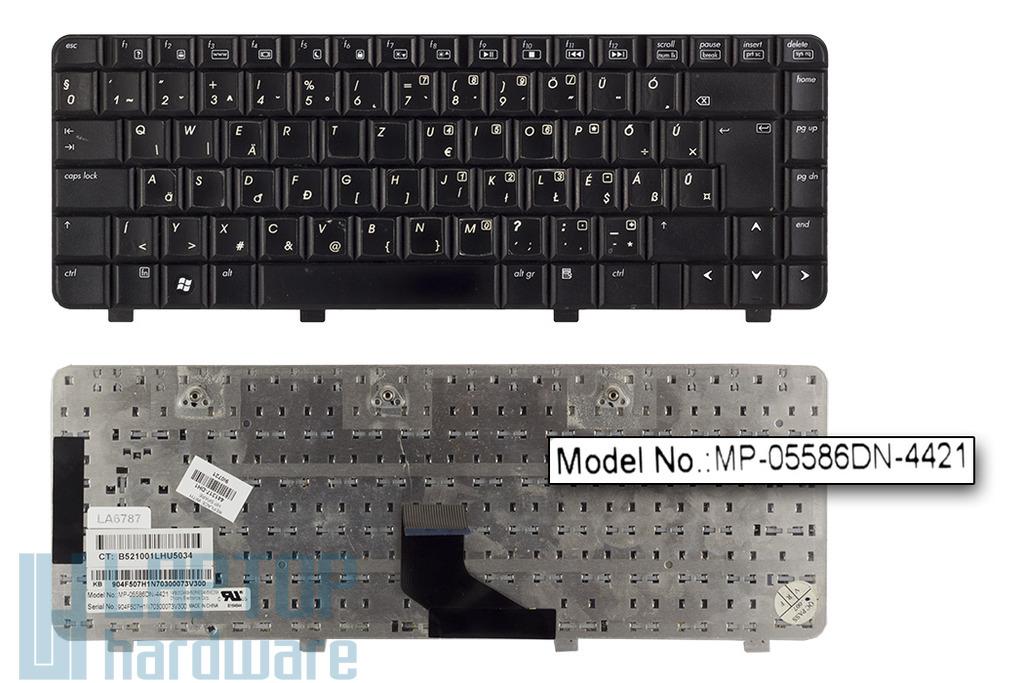 HP Pavilion DV2000, DV2100 használt magyarított laptop billentyűzet (SPS 441317-DH1)
