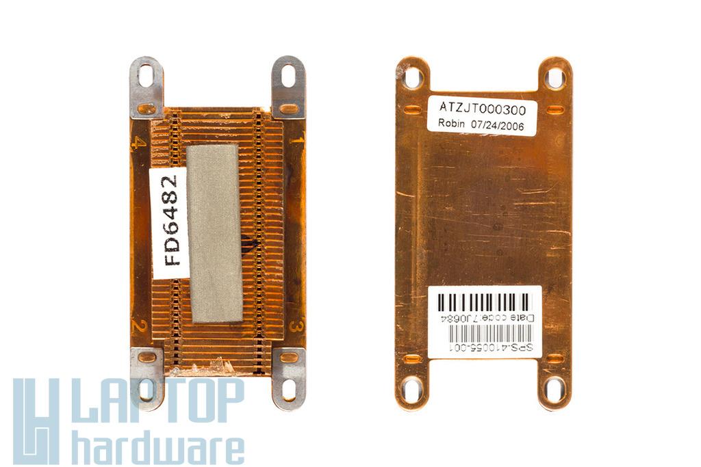 HP Pavilion dv5000, dv8000 használt laptop hűtőborda (410055-001)