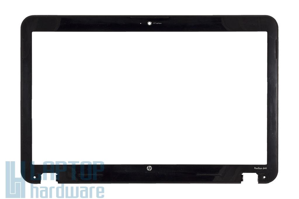 HP Pavilion DV6-3000, DV6-3100 laptophoz használt LCD kijelző keret, EALX6005010
