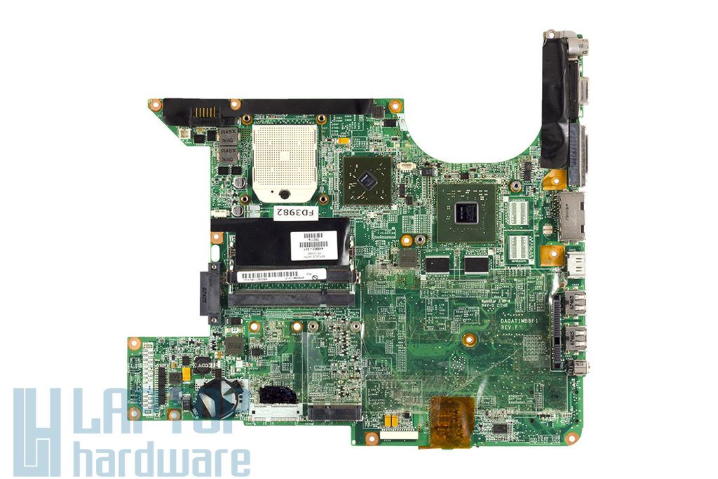 HP Pavilion DV6000 használt laptop alaplap, NVIDIA Geforce 8600, AMD Socket S1 foglalat, SPS 449902-001