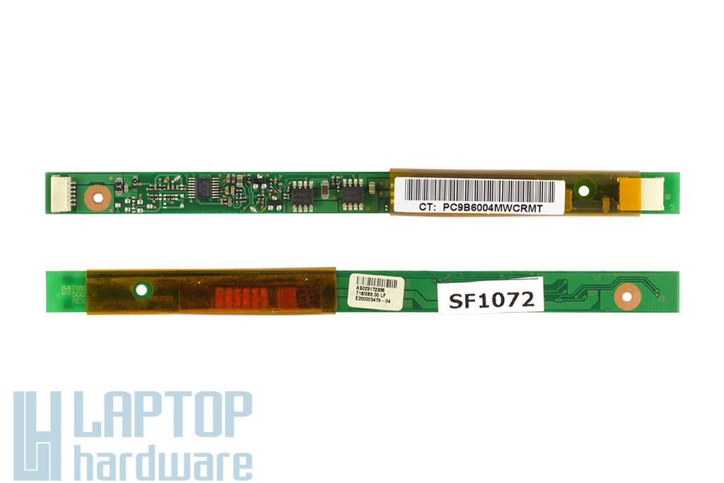 HP Pavilion DV6000 laptophoz használt LCD inverter (AS0231720D2, AS0231721C1)