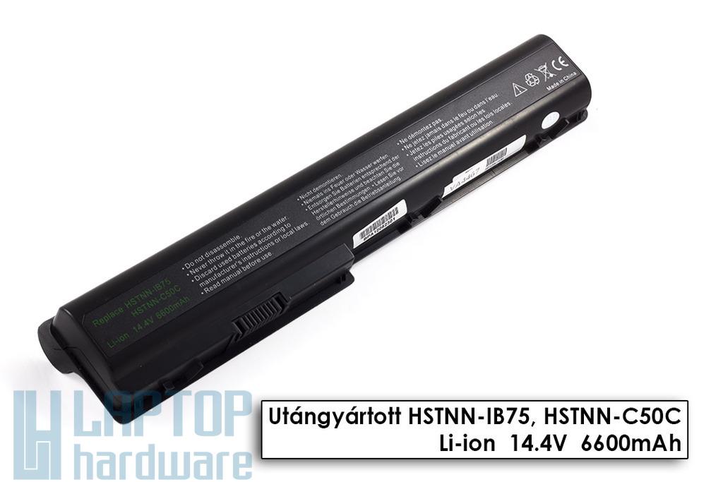 HP Pavilion dv7-1000, 1100, 1200 helyettesítő új 12 cellás laptop akku/akkumulátor (464058-121)