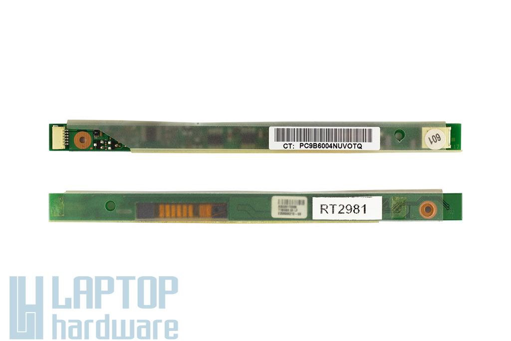 HP Pavilion DV9000 laptophoz használt LCD inverter (T18I083.00, AS023172336)